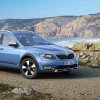 Genf | VW-Tochter Skoda präsentiert Skoda Octavia Scout beim Autosalon 2014