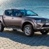 """Mitsubishi L200 """"Diamant Edition"""": Pick-up Sonderedition mit mehr Komfort"""