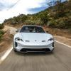 Testfahrt mit dem Porsche Mission E Cross Turismo #Test