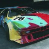 Motor Art | BMW-Crashtest: Warhol prallt auf Burlesque (Video)