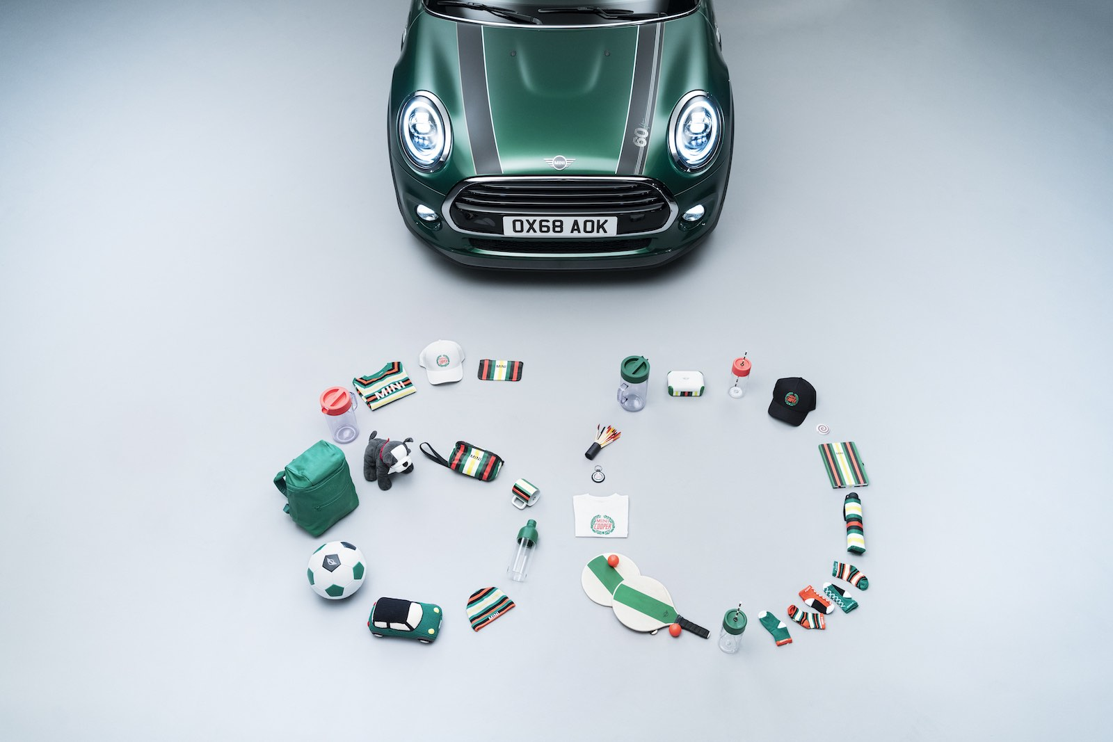 Die Mini 60 Years Lifestyle Collection