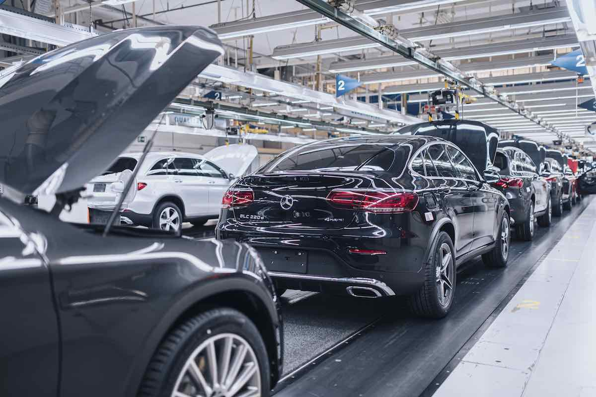 Daimler production: works council is for more cooperation between German manufacturers