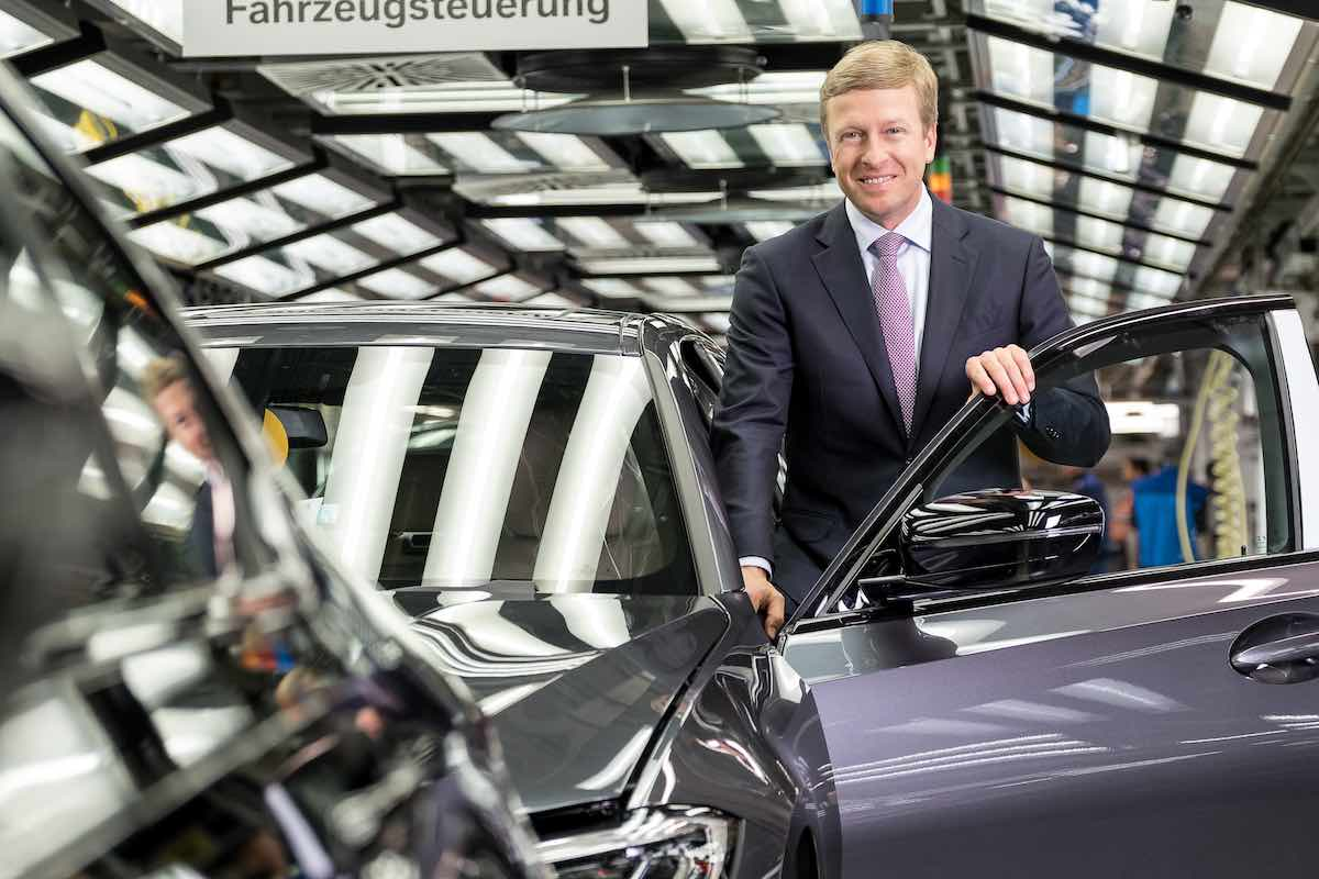 New BMW CEO Oliver Zipse should provide fresh momentum