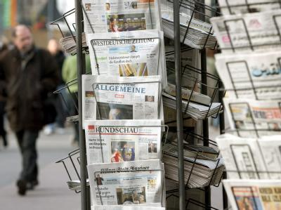 Print versus Online: Zeitungskongress in Hamburg diskutiert die Zukunft der Zeitung