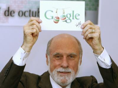 Space-Web: Internet-Erfinder Vint Cerf will Planeten vernetzen