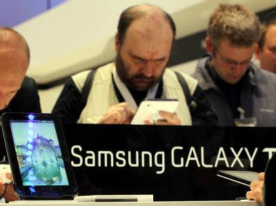 samsung galaxy tablet tablet-pc