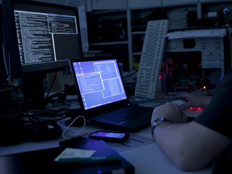 hacker razzia