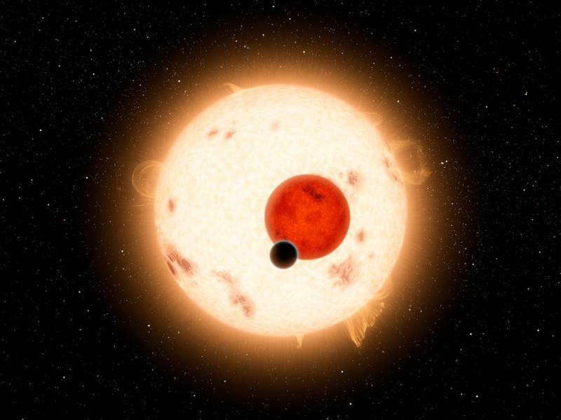 [Space]«Star Wars»-Planet mit zwei Sonnen entdeckt