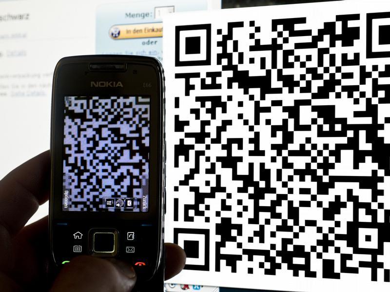 QR-code, QR, scanner,