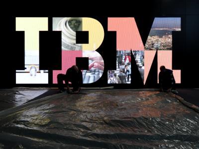 IBM: Big Business für Big Blue