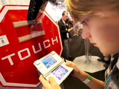 Gamescom 3D-Fieber Gaming Branche Nintendo 3D-Spiele ohne Spezial-Brille