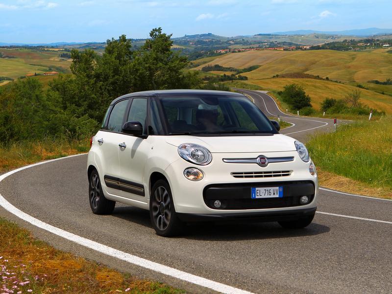 Новый Fiat 500L