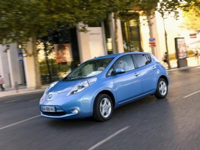 Nissan Leaf - авто дя повседневной жизни