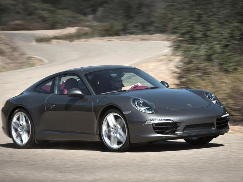 Культовый Porsche 911 Carrara S