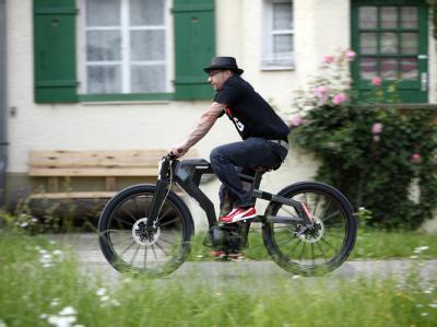 Электро-велосипед от PG-Bikes