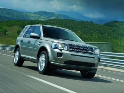 Land Rover Freelander: модель начального уровня с передним приводом