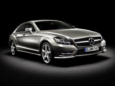 Mercedes демонстрирует второе поколение CLS
