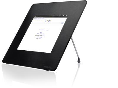 Android Archos 8: планшетный или в виде цифровой рамки