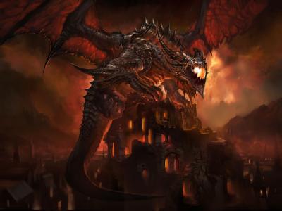 Blizzard произвел последнее расширение Катаклизм от World Warcraft