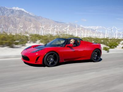 Roadster Lotus Elise