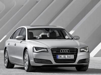 Audi A8L удлиненнея версия