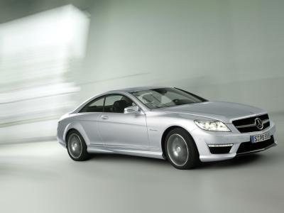 AMG представляет Mercedes CL в новом дизайне и с новыми двигателями