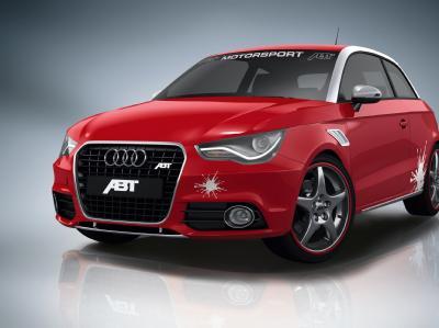 Tuner Abt предоставит  Audi A1 150 л.с.