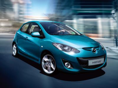 Mazda переделала две модели