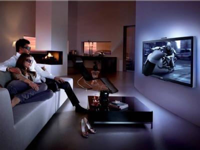 Philips Cinema 21:9 Platinum Series 3D-TV 3D - Philips: 3D кино в гостиной