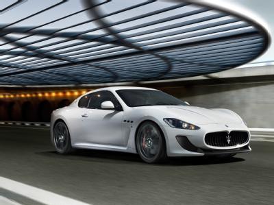 Гоночный автомобиль для улицы от Maserati