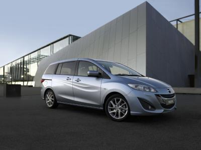 Новое поколение Mazda 5
