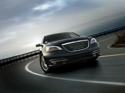 Новый Chrysler 200 может также быть представлен и в Европе