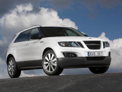 Saab представляет первый внедорожник в Европе