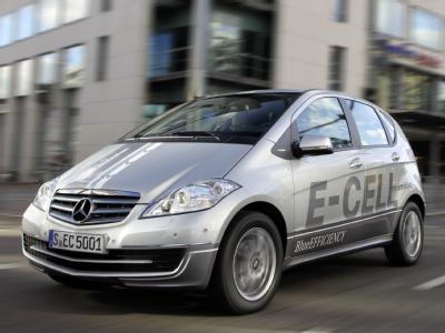 Новое поколение А-класса Mercedes