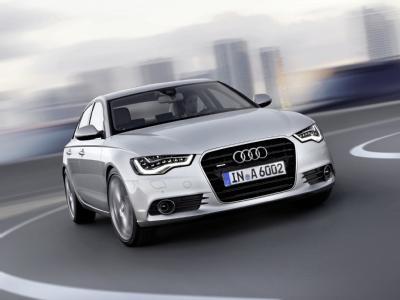 Audi подготавливается к выпуску следующего поколения A6