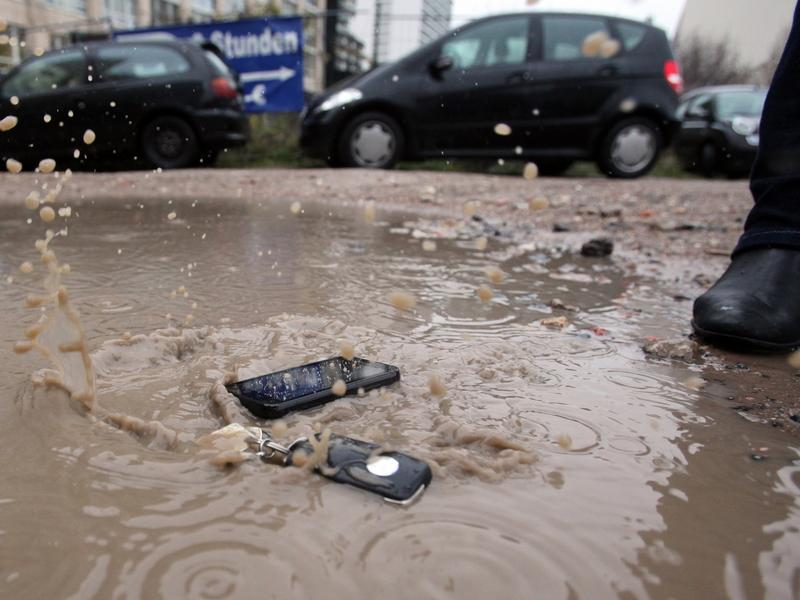 Внешне защищенные телефоны или Outdoor-телефоны