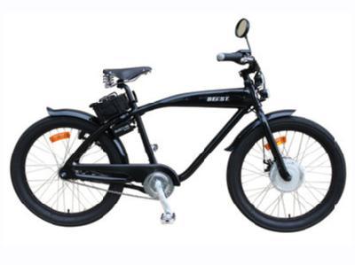 Beast от Sachs - E-велосипед в ретро-стиле