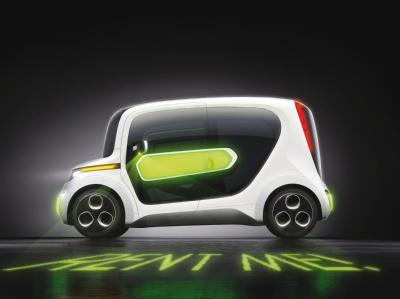 EDAG разрабатывает автомобиль совместного пользования