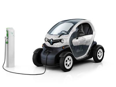 Электромобиль от Renault Twizy стоит по 7000 €