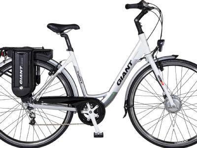 Представляются новые E-Bike