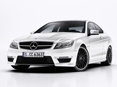 AMG - новое купе С-класса от Mercedes