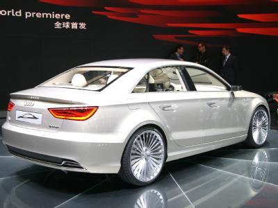 Новая Audi A3 с гибридным приводом