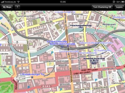 [Web] Viele Wege führen zur eigenen Landkarte im Internet