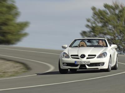 Дизельная мощность для Mercedes SLK