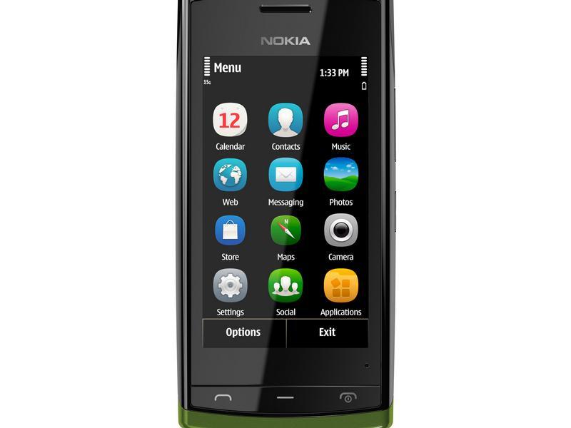 Модель 500: Nokia выпускает смартфон Anna