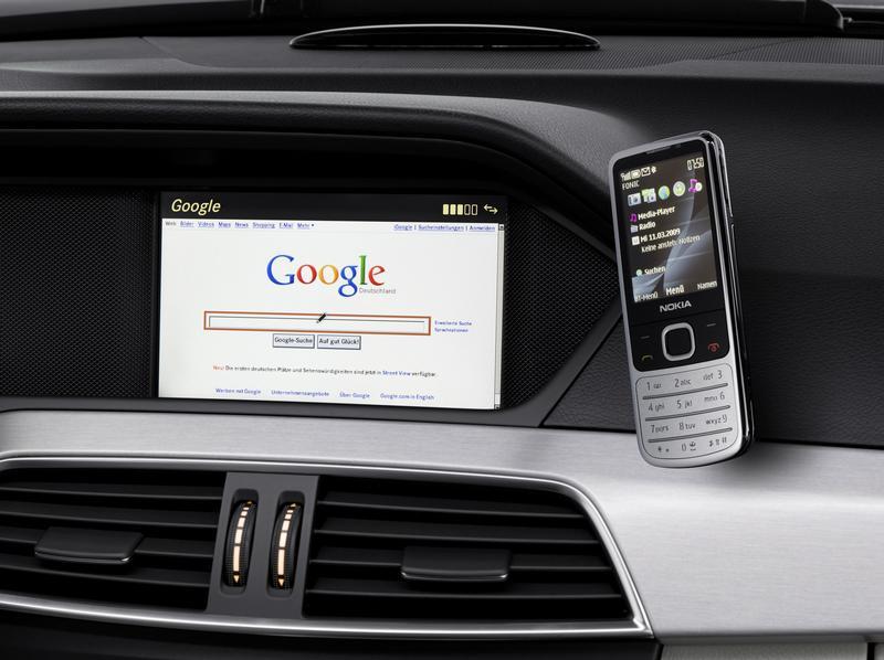 Мобильные приложения приносят интернет в автомобиль