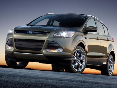 Ford показывает американскую версию нового Ford Kuga