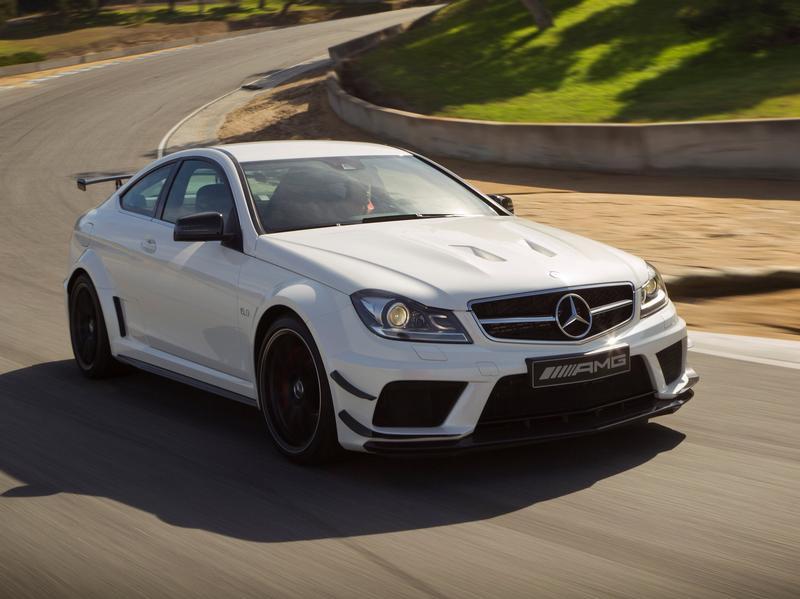AMG представит в следующем году новую спортивную модель Mercedes
