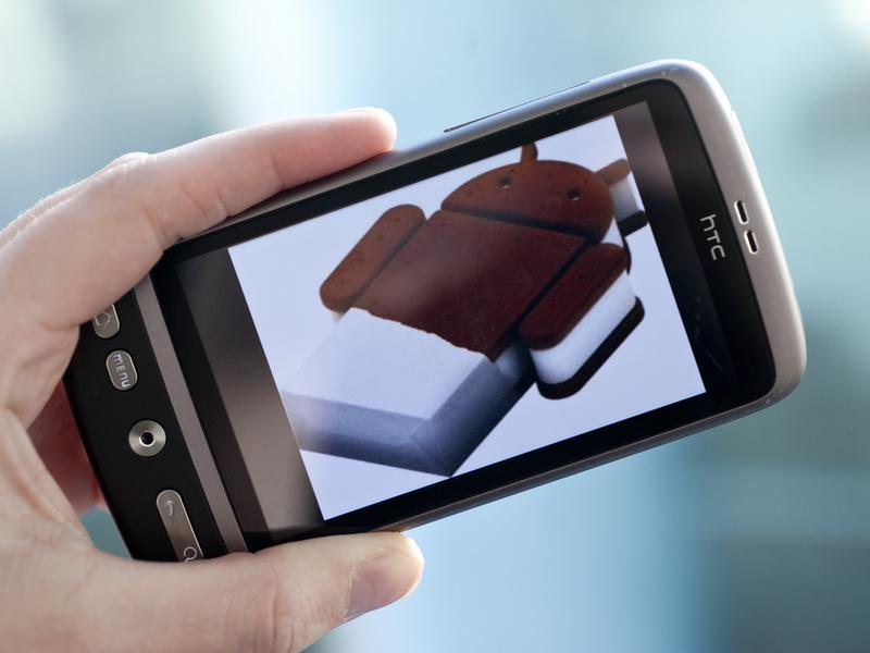 Фаната смартфонов ждёт новая версия Android 4.0 Mobil-OS