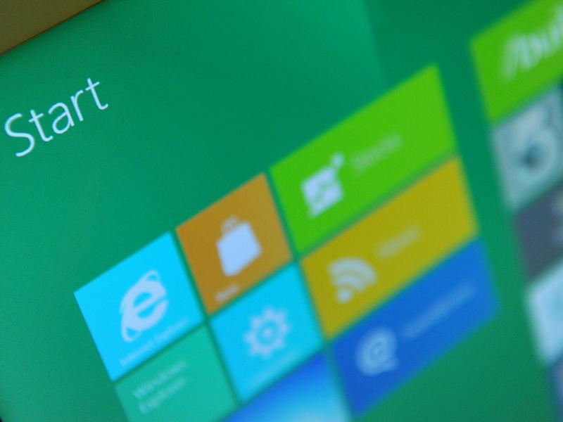 MSFT Windows 8 Software